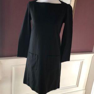 Kate Spade ♠️ Broome Street Little Black Dress XXS